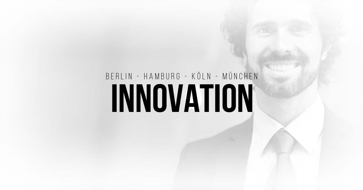 Innovation: Speaker für Trends in Leben, Arbeit und Gesundheit