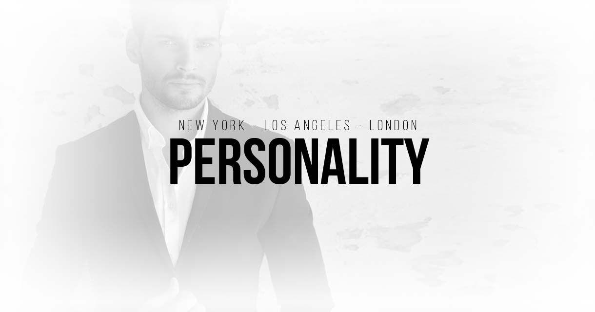 Personality ans success: Keynote speaker for charisma