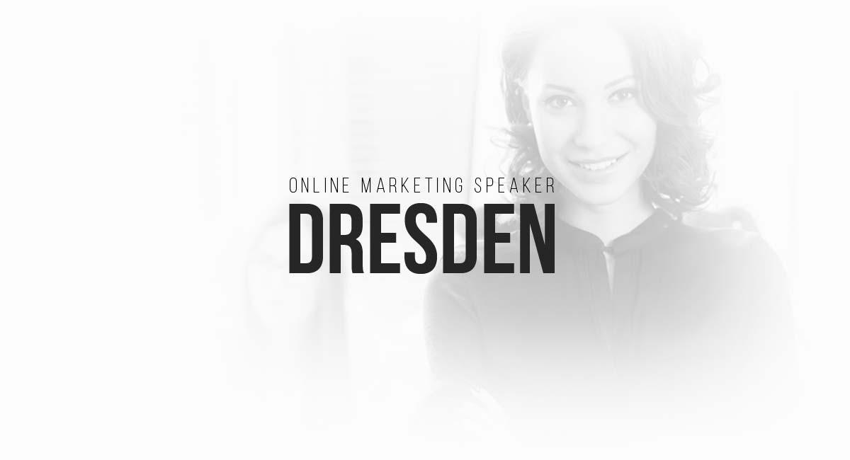 Online Marketing Speaker Dresden: Retargeting und Targeting auf Portalen, Magazin PR, digitale Werbespots, A/B Vergleich für Werbeanzeigen und Social Media Marketing Maßnahmen