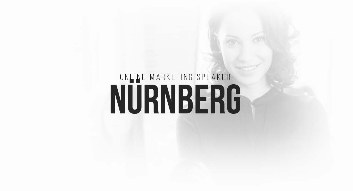 Online Marketing Speaker Nürnberg: Retargeting und Targeting, Magazin PR, Werbespots, Content Planungen, A-B Vergleich für Werbeanzeigen und Social Media Marketing Maßnahmen