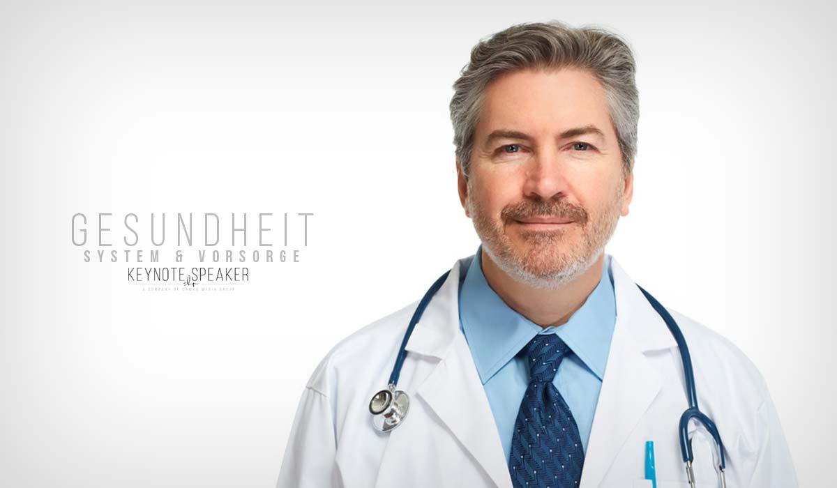 Gesundheit: Speaker für Bewegung, Fitness und Vorsorge